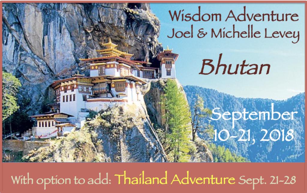 Bhutan Wisdom Adventure Logo Page correct