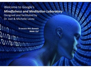 Our Mindfulness and Meditation Laboratory at Google.
