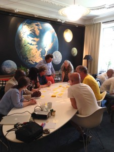 Wisdom at Work workshop for leaders in Stockholm
