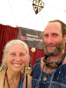 TEDX Blackrock Prezo on the Compassionate Cities Initiative at Burning Man Festival