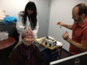 Yale Neuroscience Laboratory exploring interphase of meditation and neurofeedback with Judson Brewer