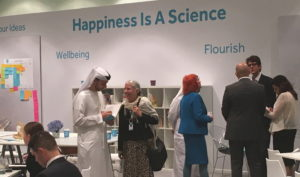 Collective Wisdom Exploration at Happiness Summit at World Government Summit in Dubai