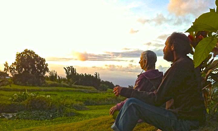 Joel & Michelle Sanctuary View Maui