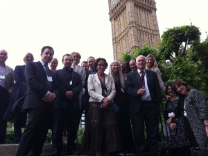 Leveys at British Parliament Presentation May 2014 066