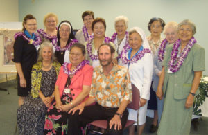 Workshop for St. Francis Hospice in Honolulu