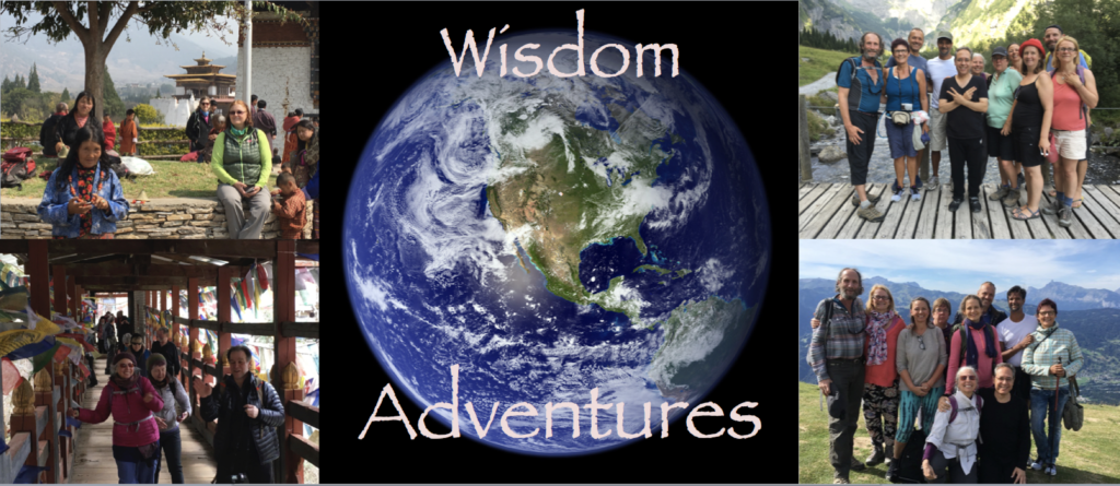 Wisdom Adventures Website Image