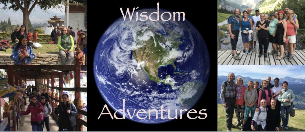 Wisdom Adventures Website Image